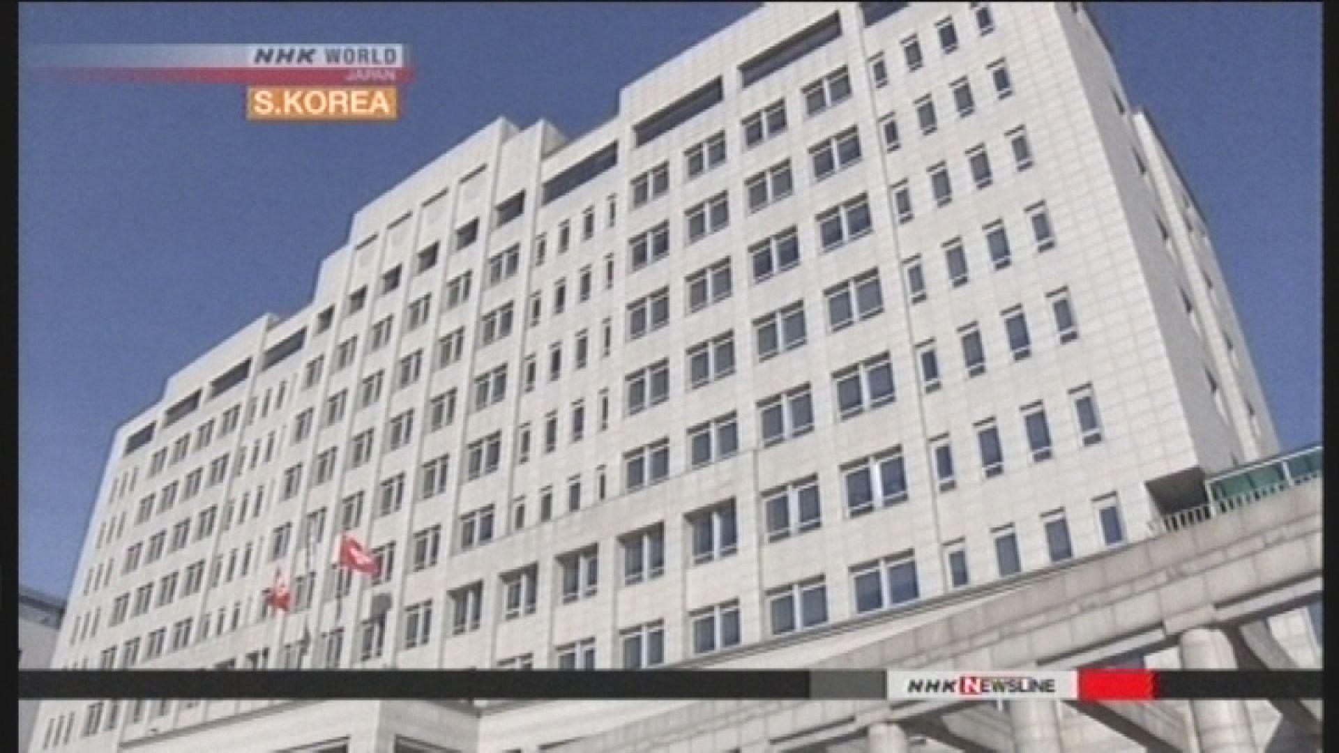 南韓國防白皮書刪除「以北韓為敵」表述