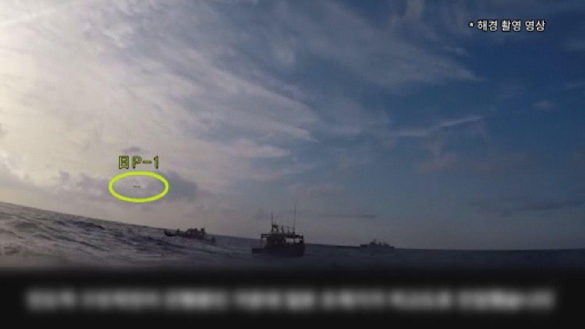 南韓指摘日本反潛機逼近其艦隻