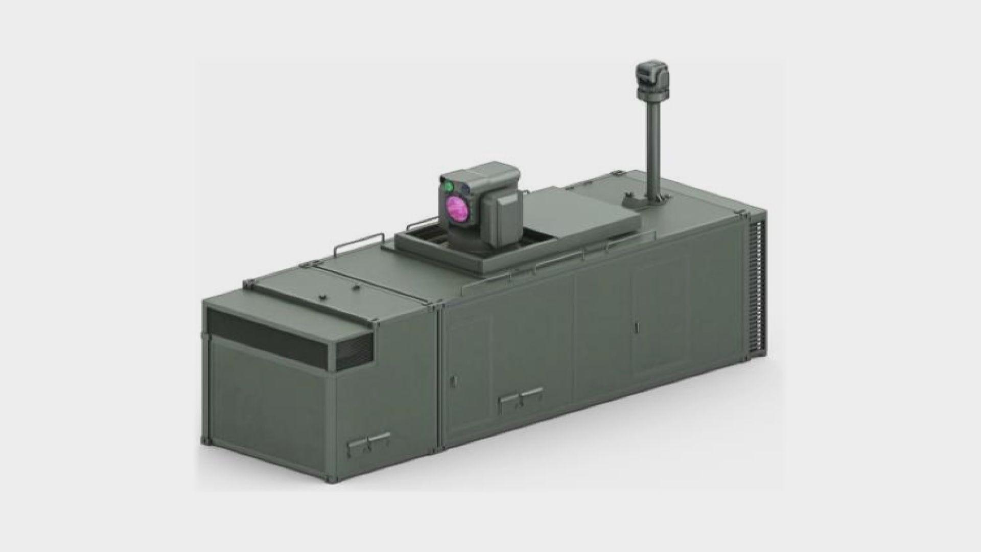 南韓將研發激光防空武器應對無人機