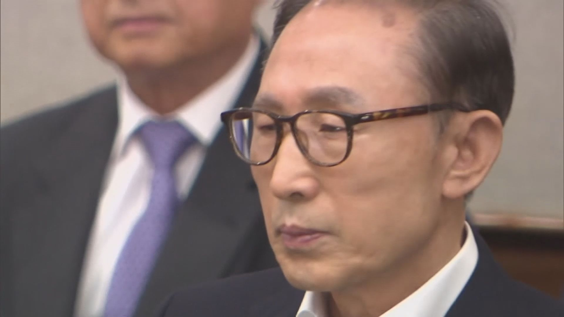 南韓檢方要求判李明博20年監禁