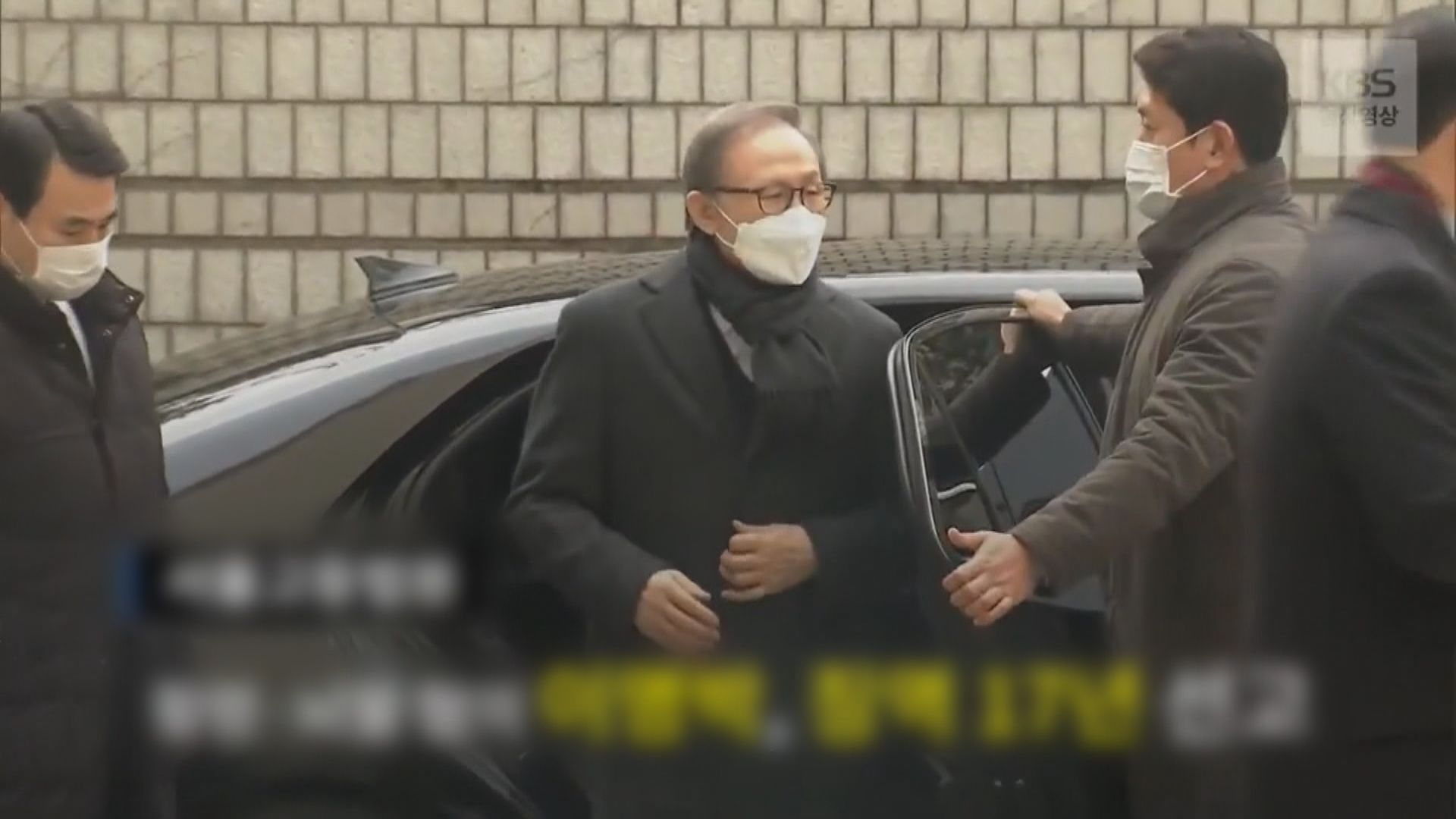南韓前總統李明博涉貪污受賄二審被判監17年