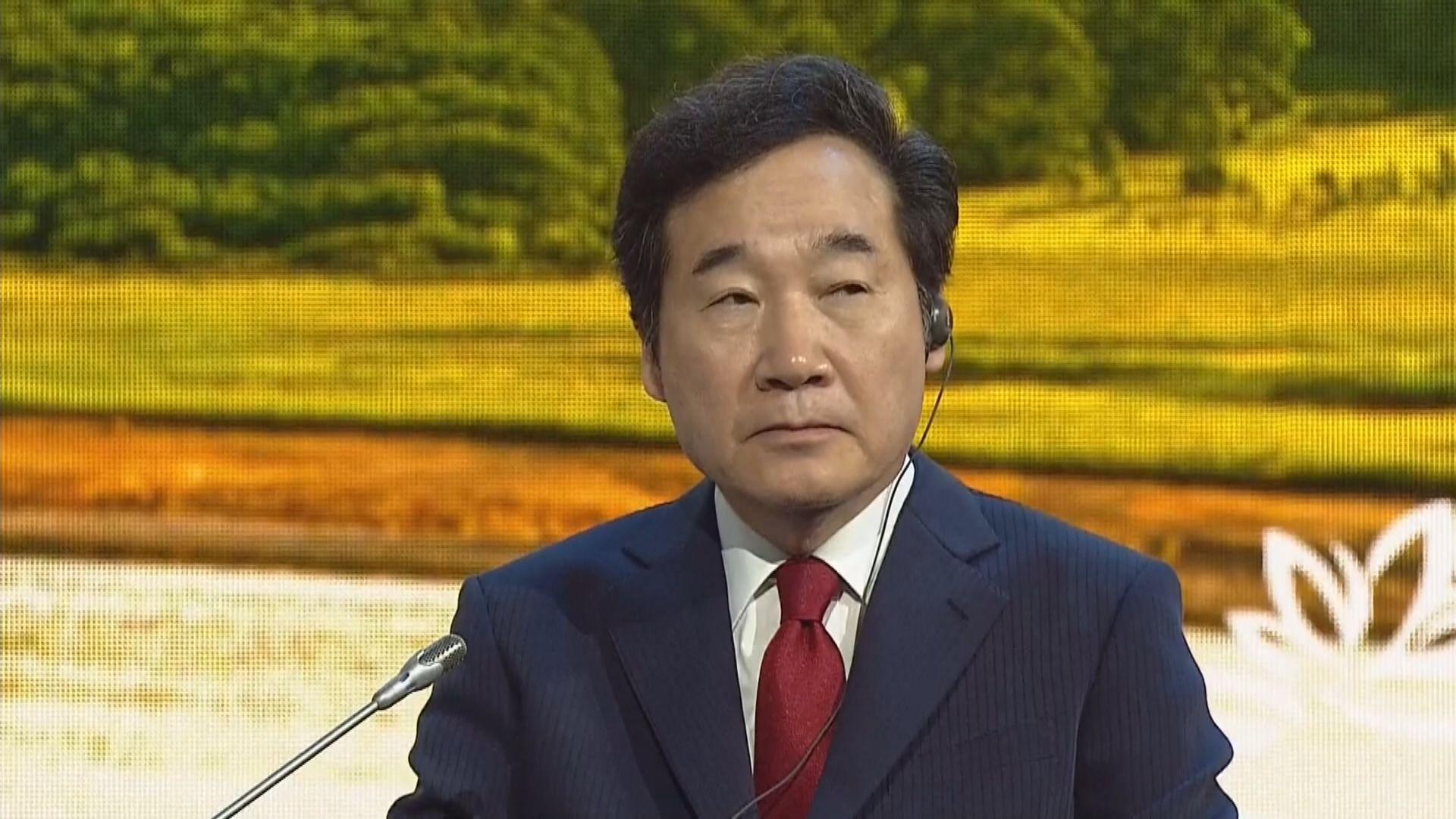 南韓總理對登山隊遇險表達哀悼