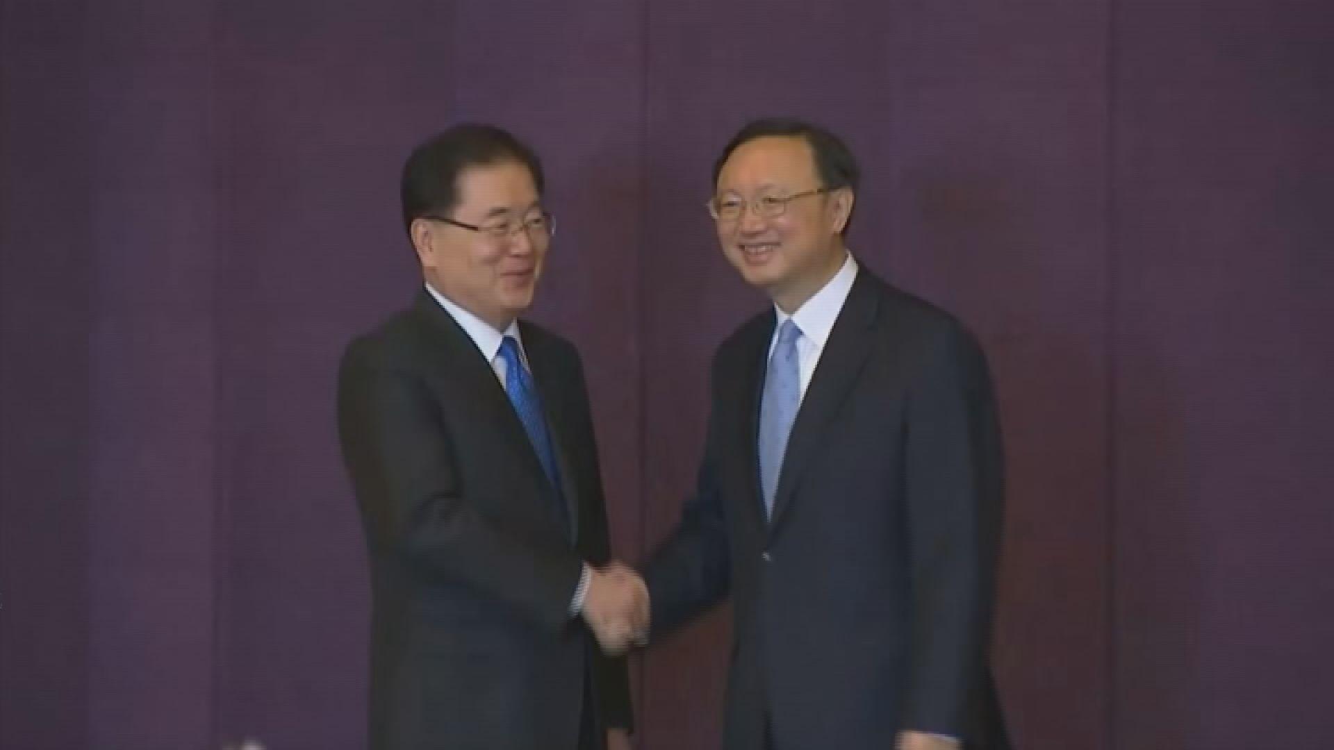 南韓特使將到中日兩國匯報訪朝結果