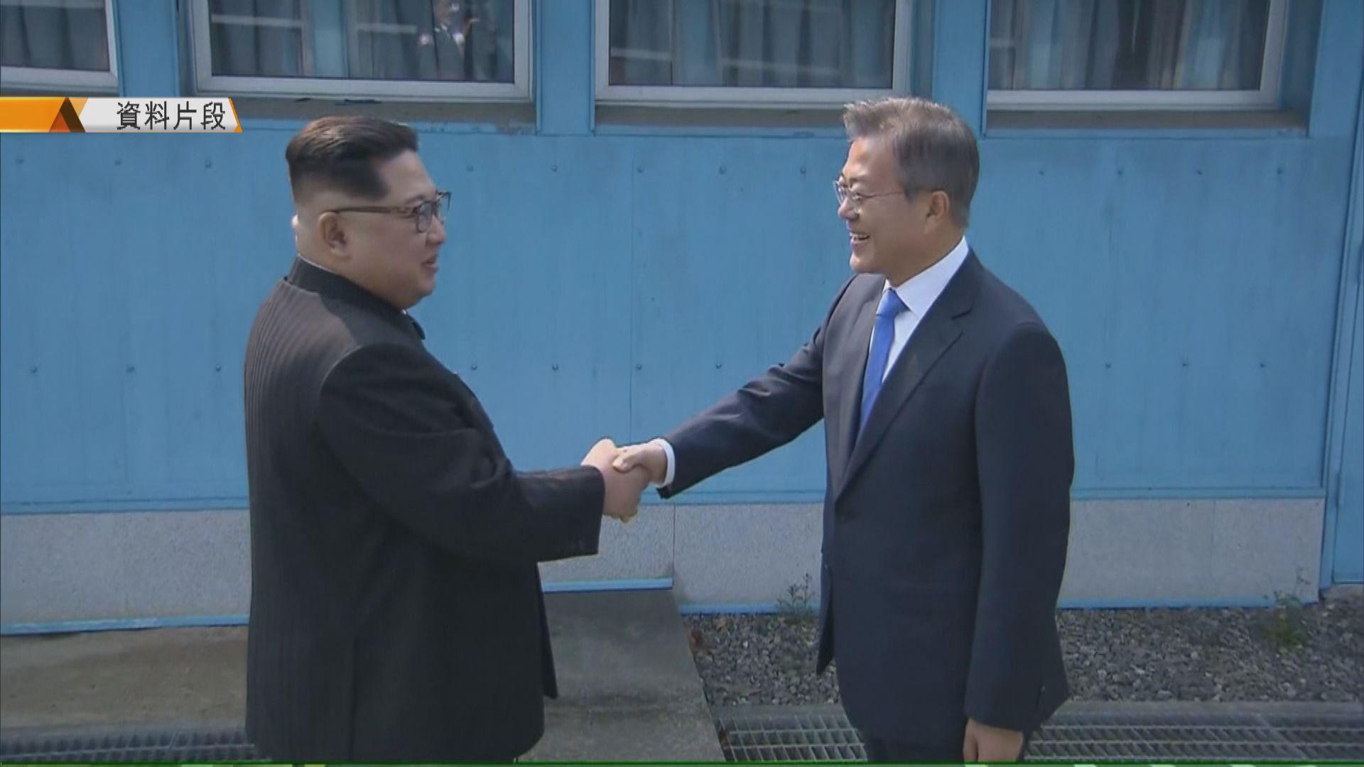 文在寅新年賀詞盼金正恩回訪首爾