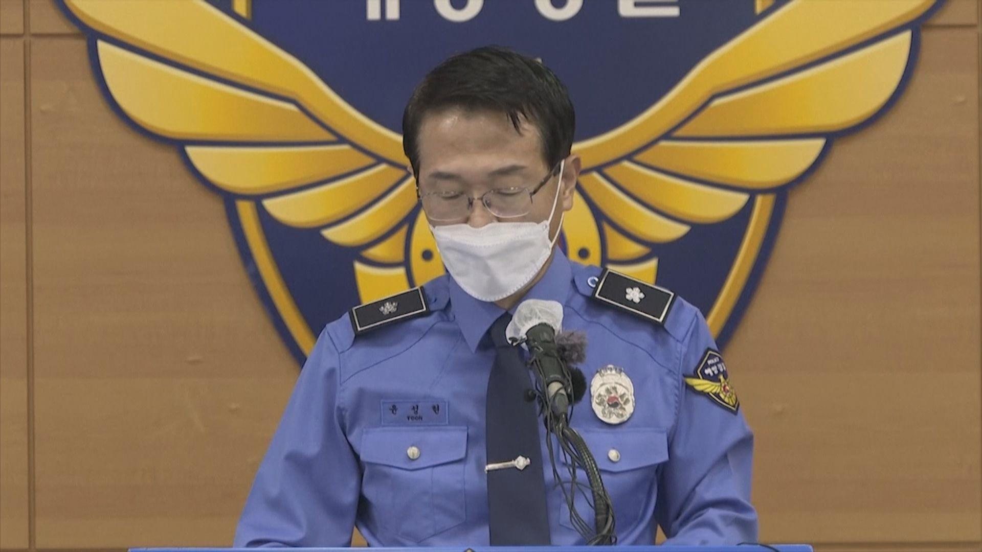 南韓海警認定被射殺公務員棄韓投朝 死者胞兄否定說法