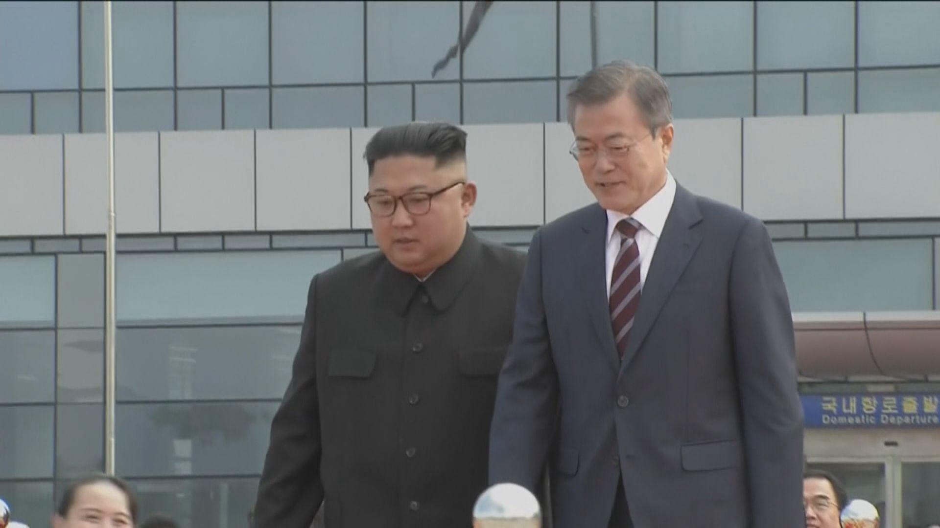 南北韓今早重啟所有通訊聯絡渠道
