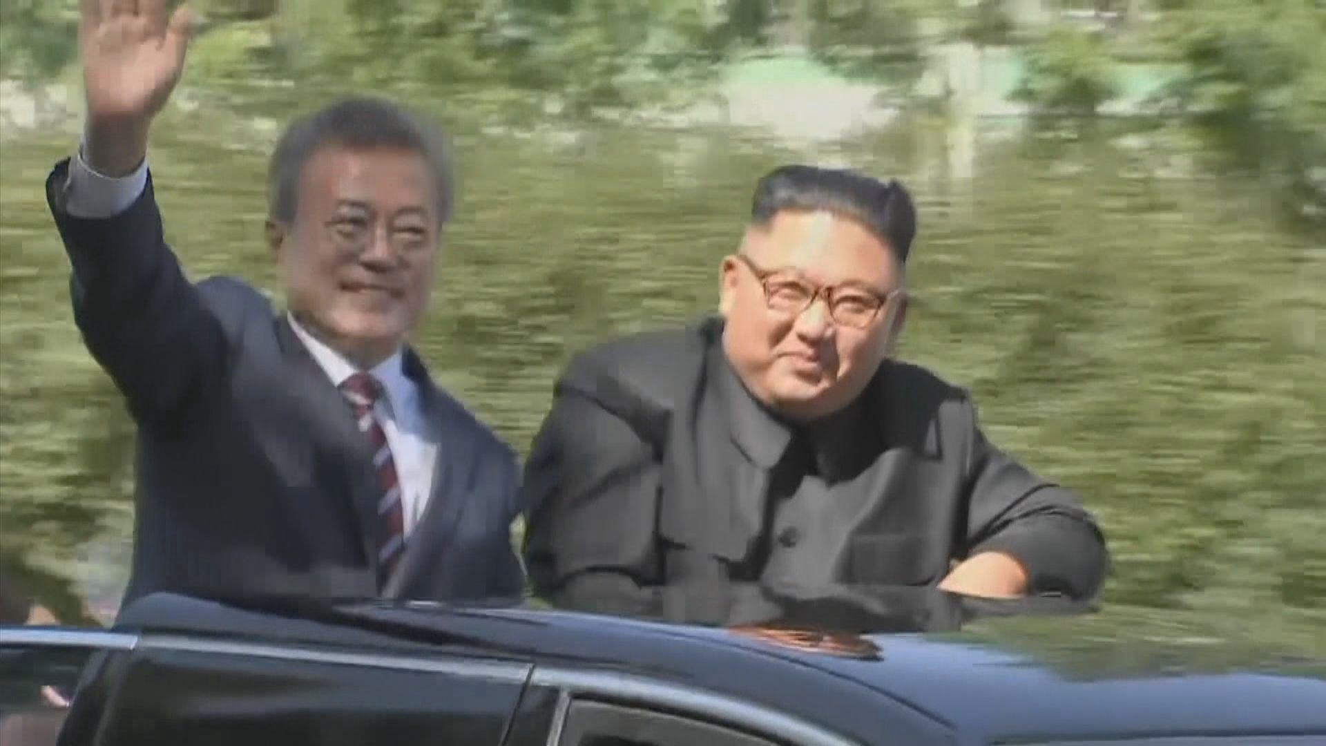 南北韓全面重啟切斷了逾一年通訊聯絡渠道