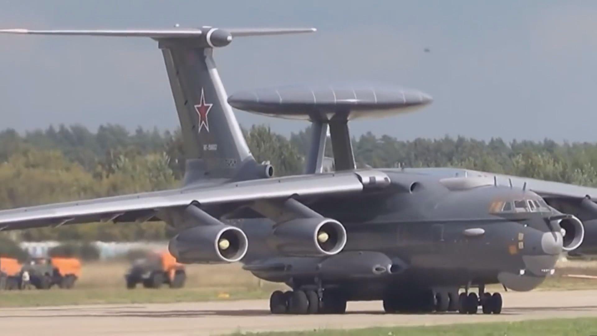 中俄軍機多次進入南韓防空識別區