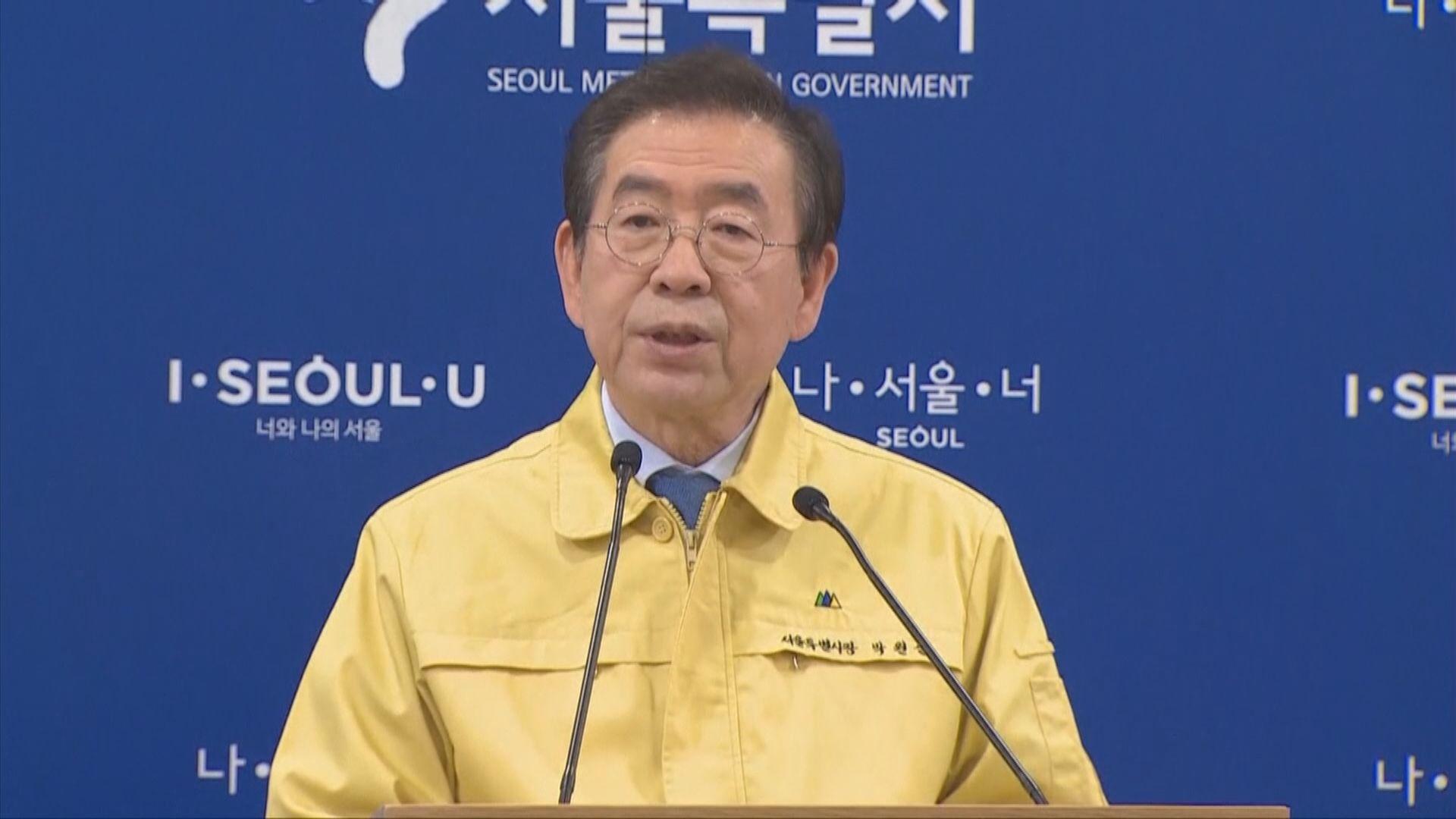 朴元淳前秘書性騷擾指控將會結案