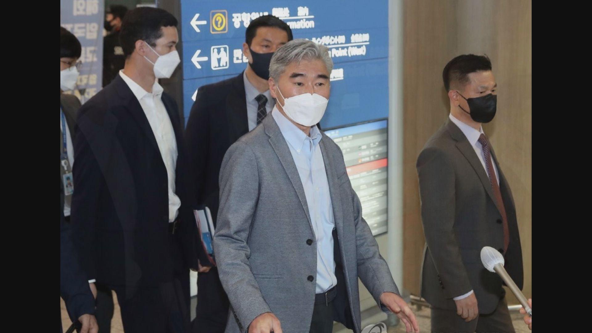 美國北韓事務代表抵南韓訪問 舉行美日韓三邊會談