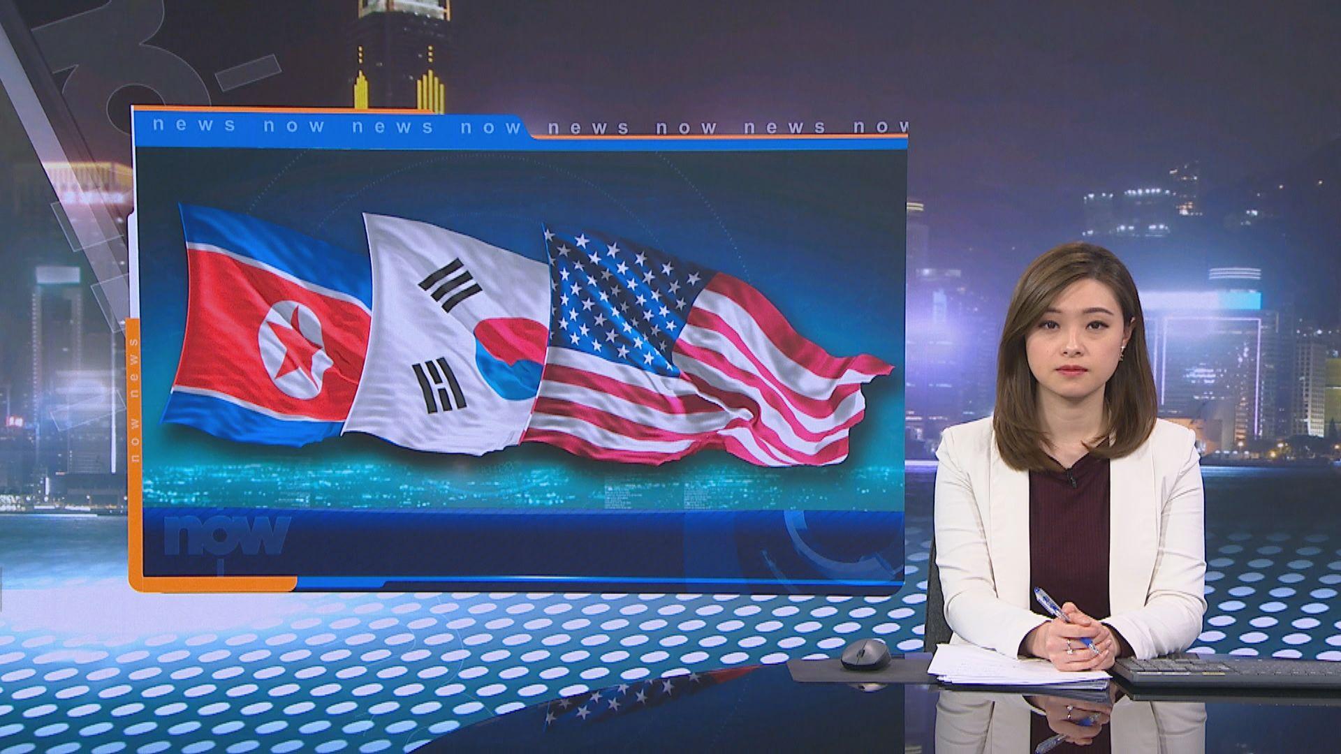 南韓替特朗普向金正恩傳達生日祝福