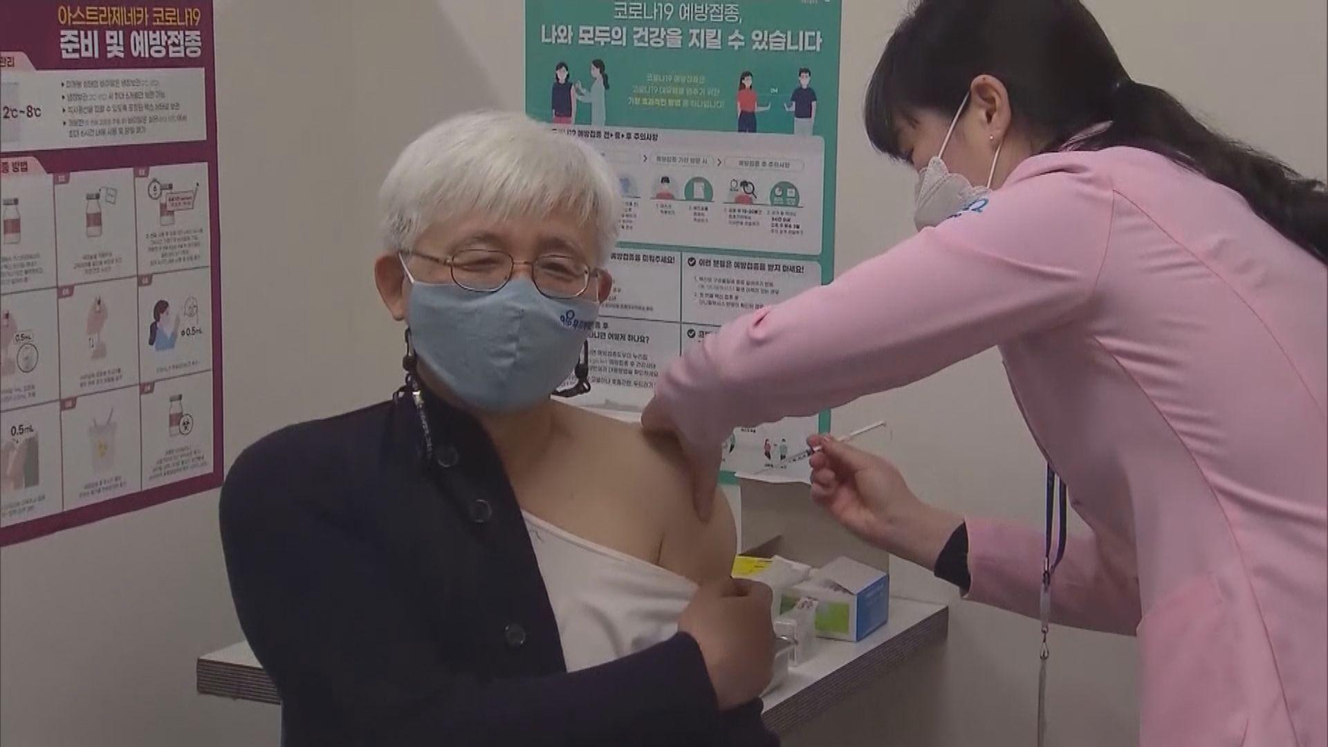 南韓准許每瓶新冠疫苗增1至2人接種