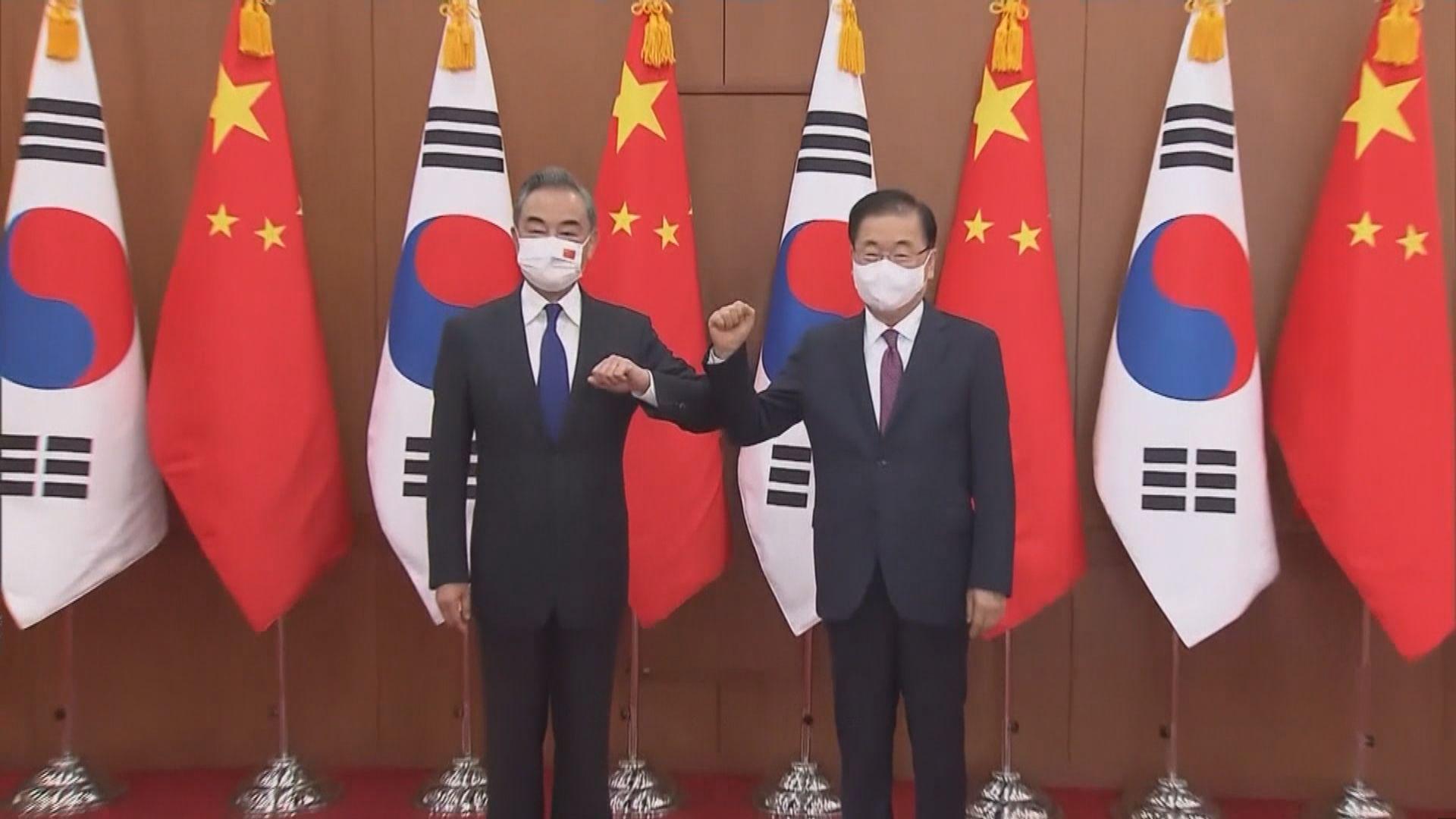 中方冀各方多做有利朝鮮半島和平穩定的事