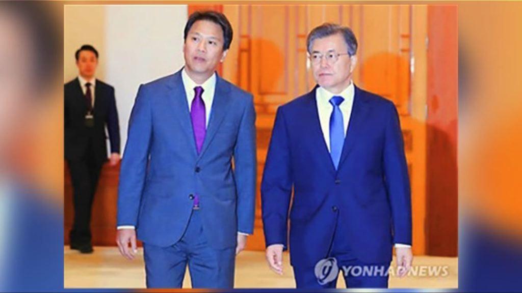 南韓派任鍾皙籌備兩韓首腦會談