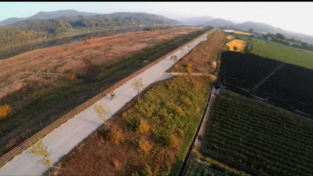 南韓建五千公里單車徑貫穿全國