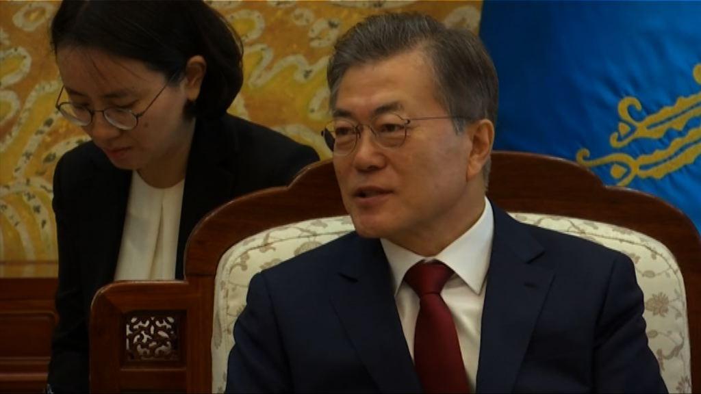 文在寅籲美方降低與北韓談判門檻