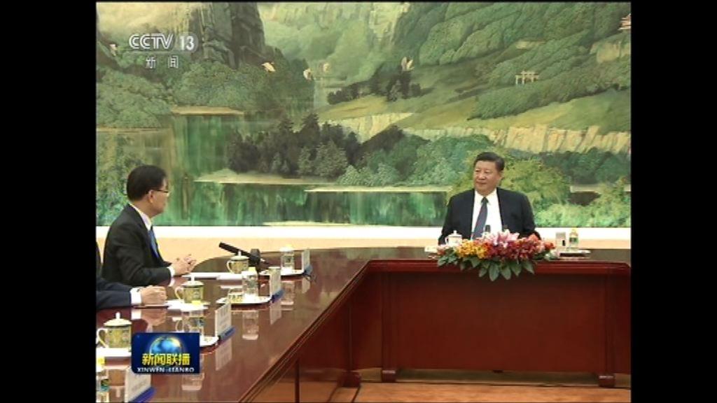 中方願與南韓推進半島問題解決進程