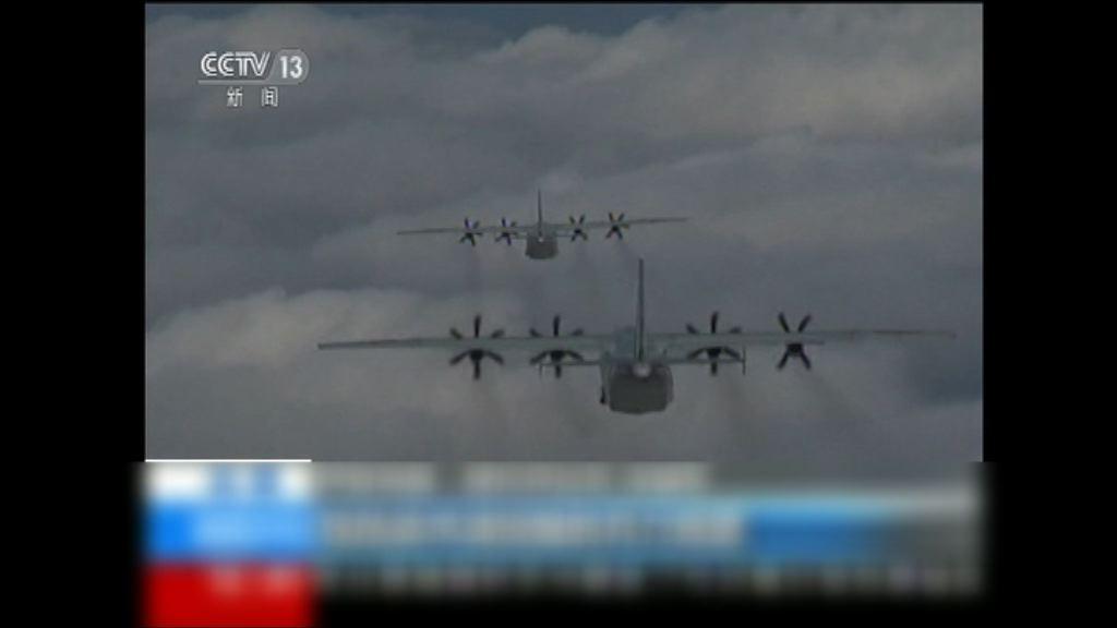南韓抗議中國軍機飛入防空識別區
