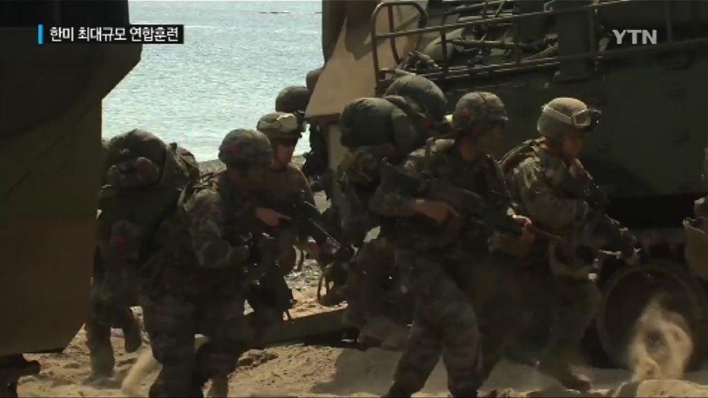 南韓擬2022年裁軍兩成至50萬人