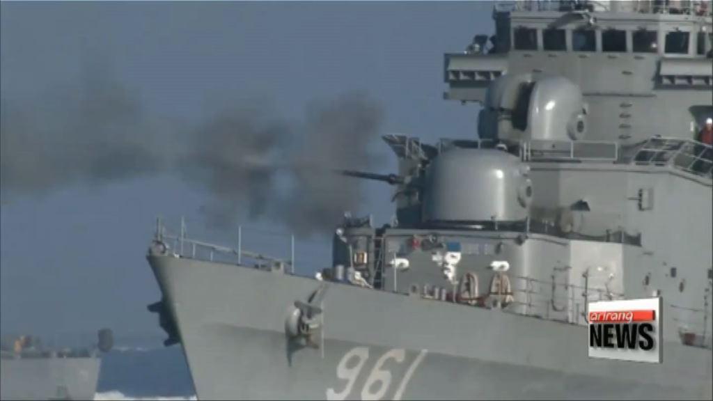 南韓指例行演習是保護獨島免受外部勢力入侵