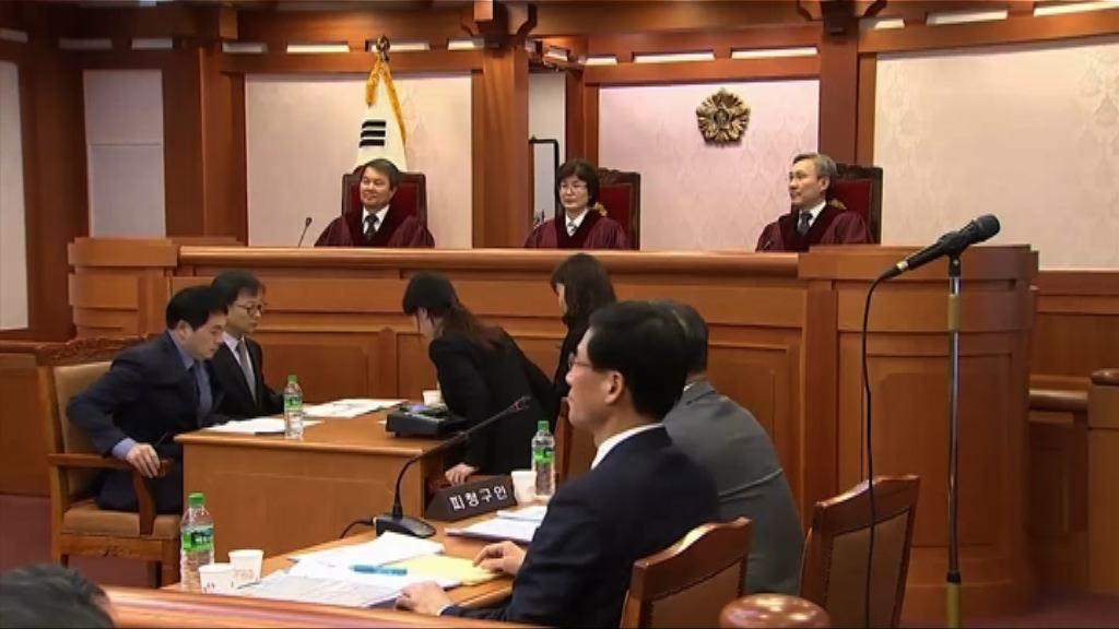 朴槿惠彈劾案 法官傾向保守或對朴槿惠有利