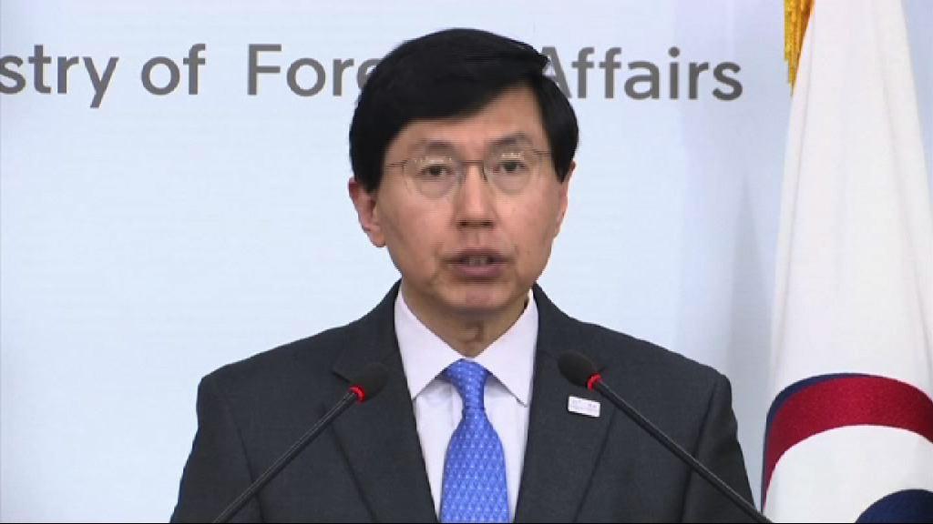 南韓召見日公使抗議獨島主權主張