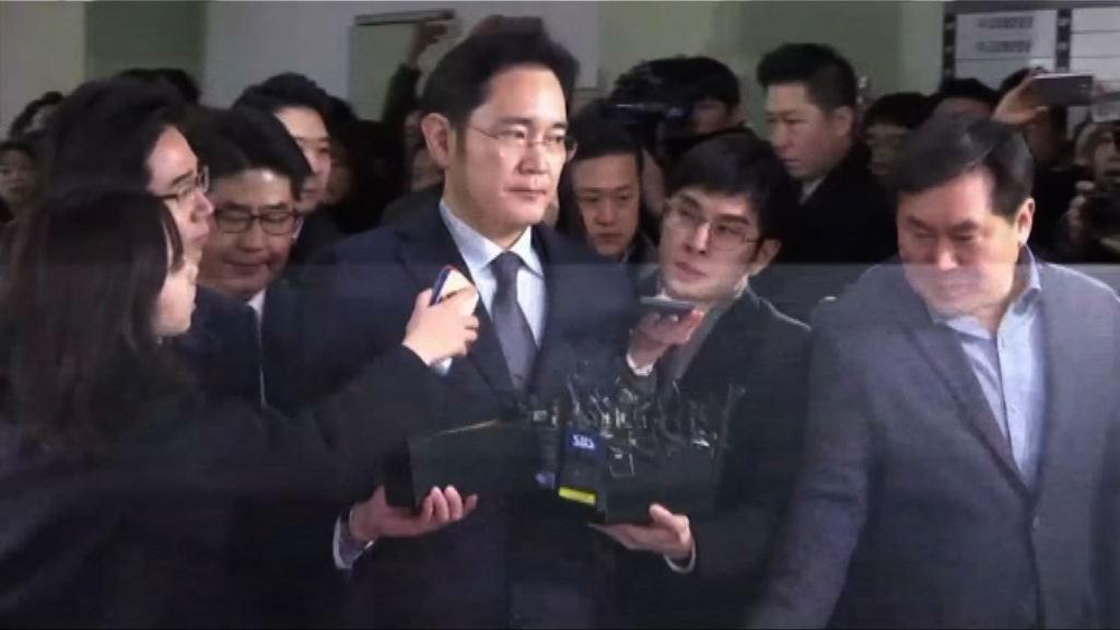 干政風波 三星電子副會長李在鎔再被傳召