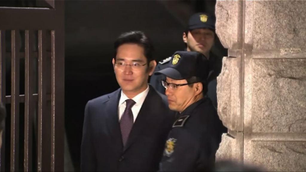 南韓獨檢組周一將再傳三星高層問話