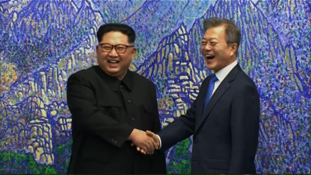 兩韓首腦秋天平壤再舉行會談