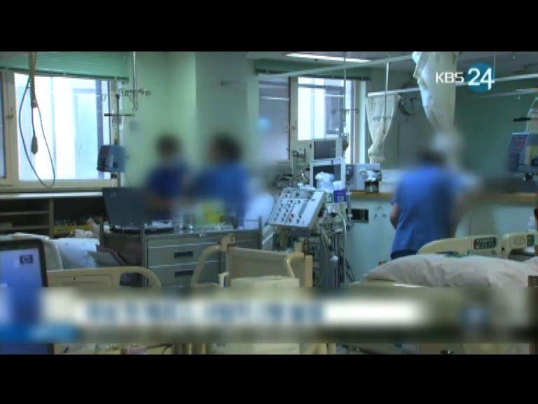 南韓新沙士確診人數增至181人