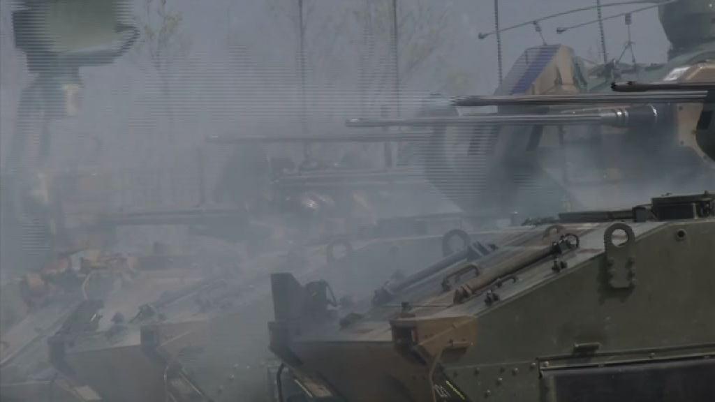 朝指美韓聯合軍演是半島局勢緊張主因
