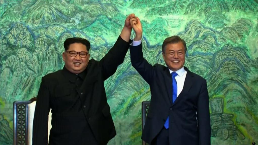 文在寅決心主導化解北韓核問題