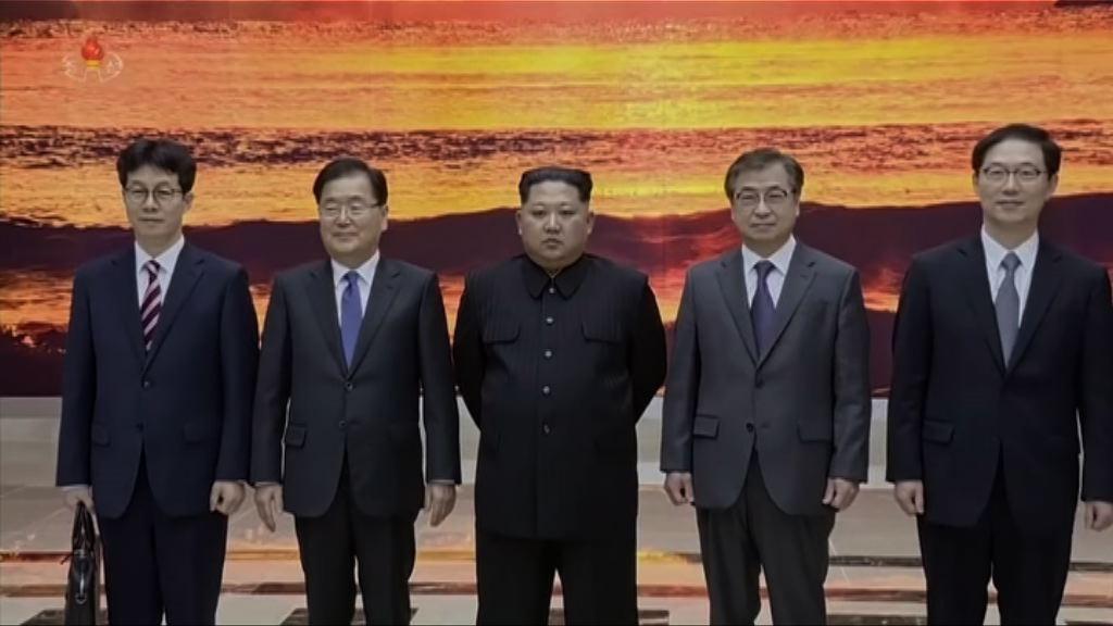 兩韓同意四月板門店舉行首腦會談