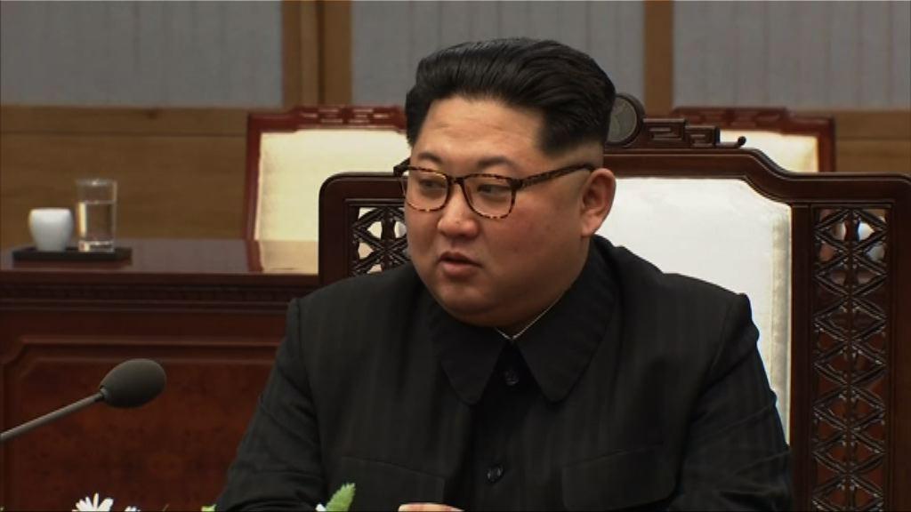 金正恩同意下月關閉豐溪里核試場