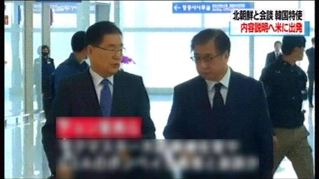 消息指北韓願放棄開發洲際彈道導彈