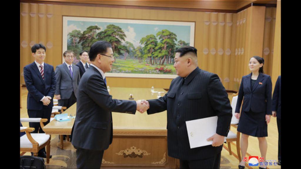 兩韓就首腦會談達成令人滿意共識