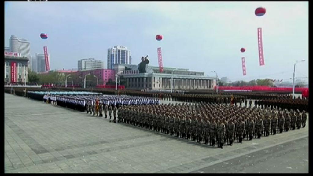 北韓或於平昌冬奧揭幕前閱兵