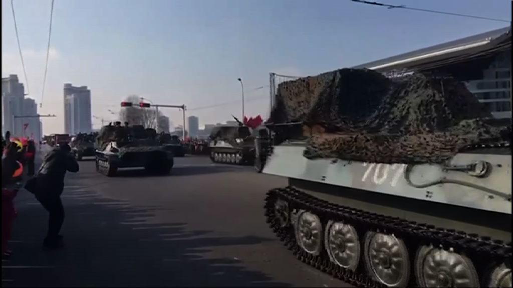南韓指平壤有閱兵慶祝建軍節 朝媒未有報道