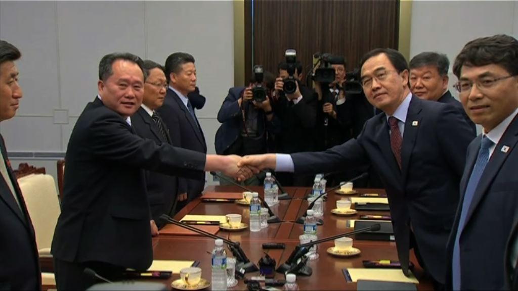韓朝高級別工作會談 雙方同意舉行軍事會談