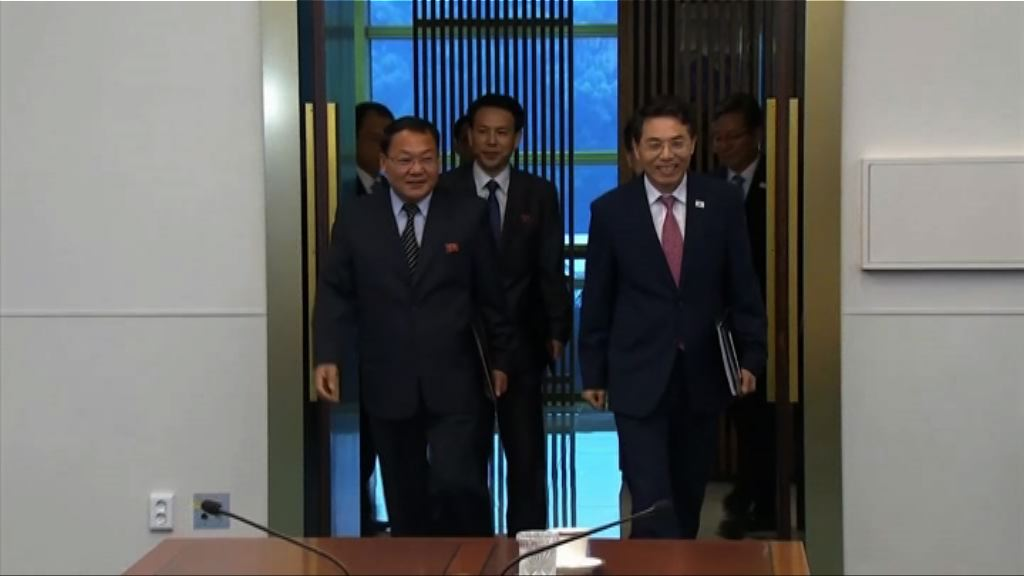 南北韓商討兩地跨境鐵路合作