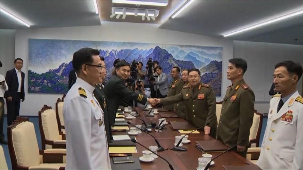 南北韓就撤走非軍事區部分兵力達共識