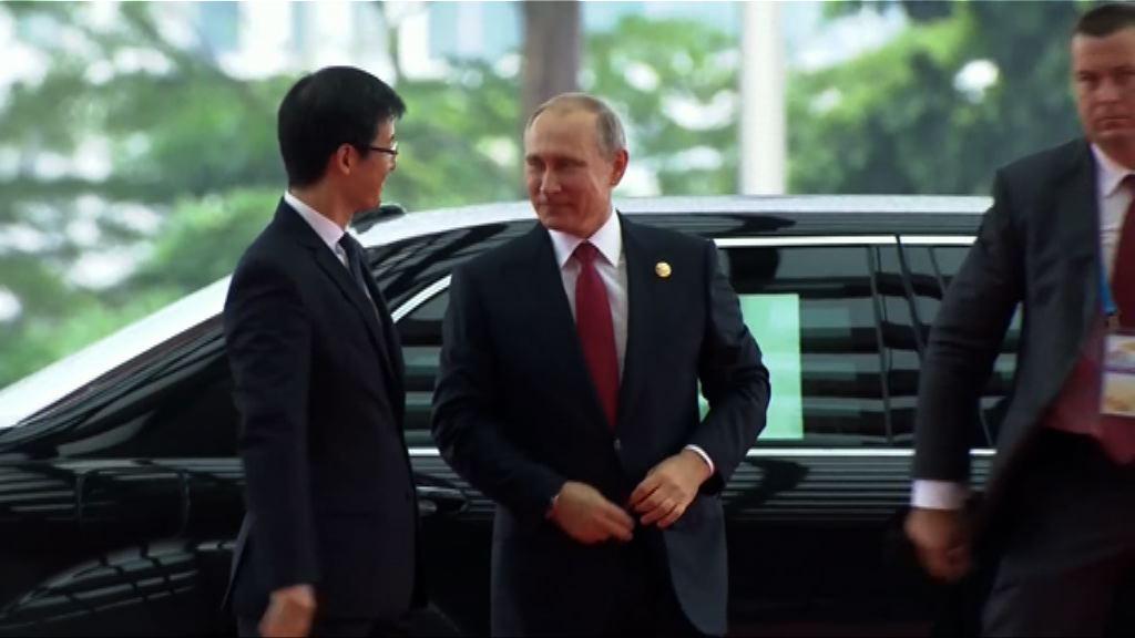 中俄兩國認為制裁北韓並非出路