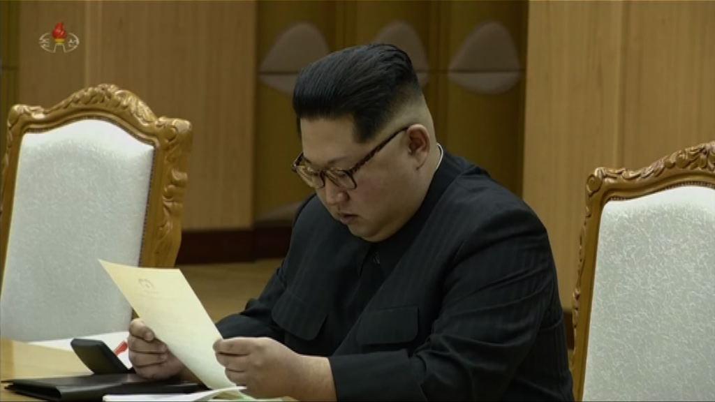 北韓願意就無核化與美國對話