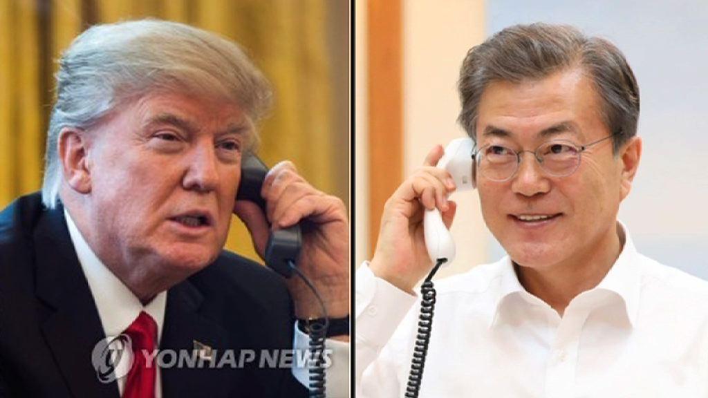 美韓同意推遲兩國聯合軍演