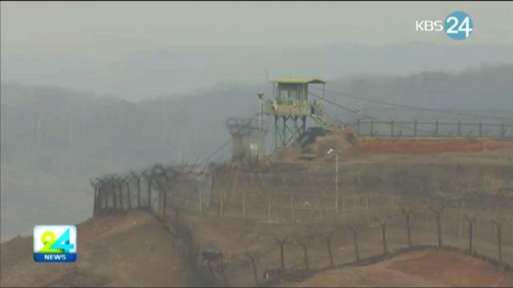 再有北韓士兵越境投奔南韓