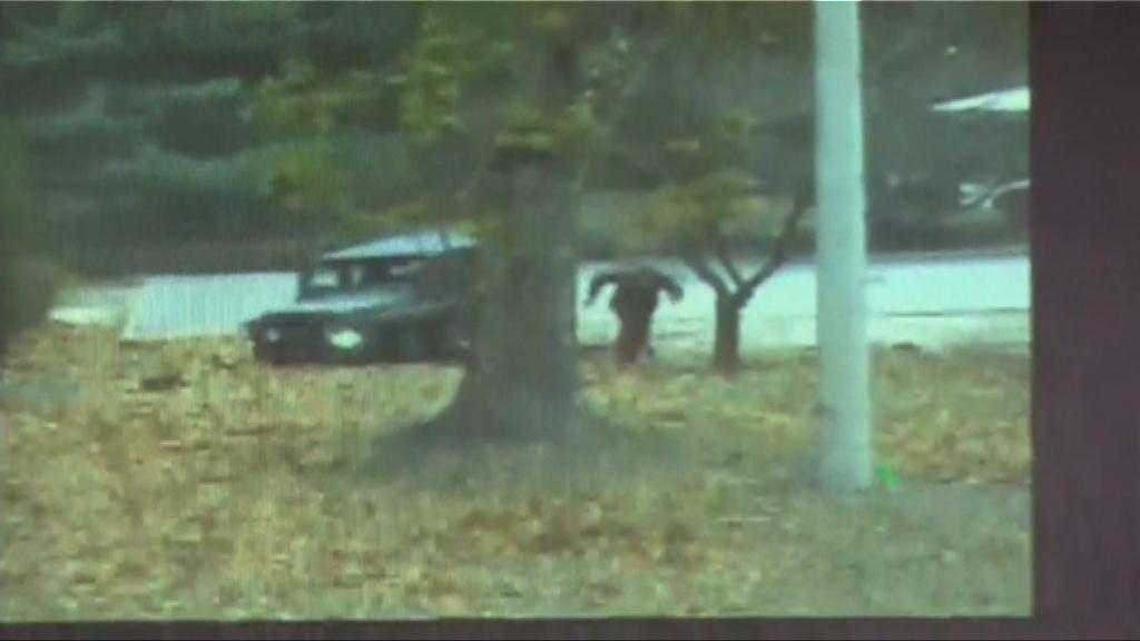 聯合國軍司令部發放片段 指北韓違反休戰協定