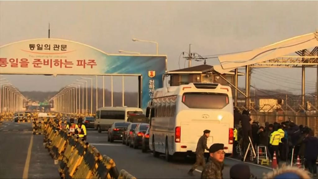 南韓代表冀板門店會談成改善兩韓關係第一步