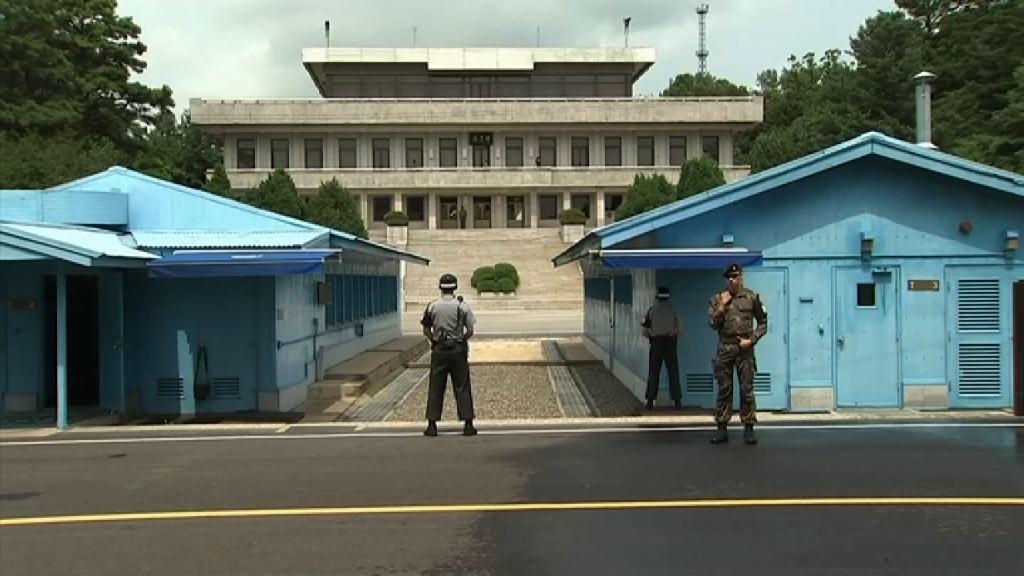 南韓力爭與北韓討論緩解軍事緊張問題
