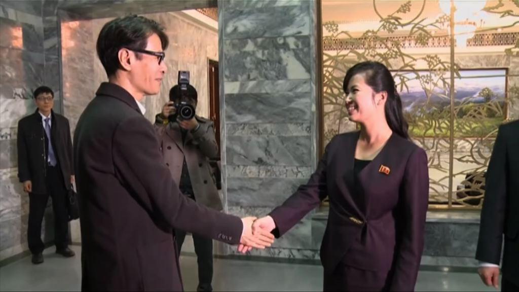 南韓藝術團確定三月底至四月初到平壤演出
