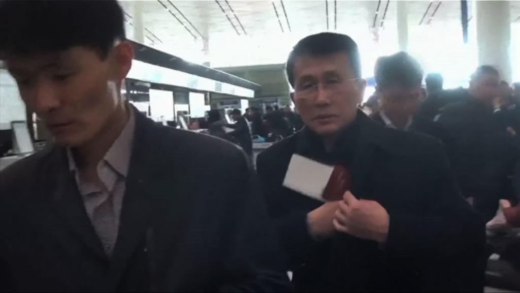 韓朝美明於芬蘭舉行半官方對話